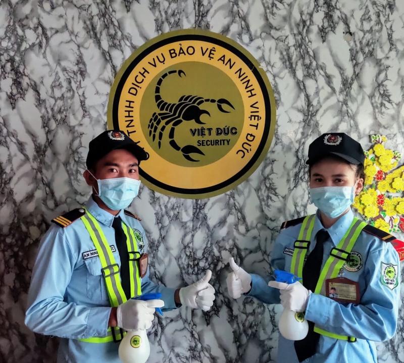 Công ty TNHH Dịch vụ bảo vệ An ninh Việt Đức