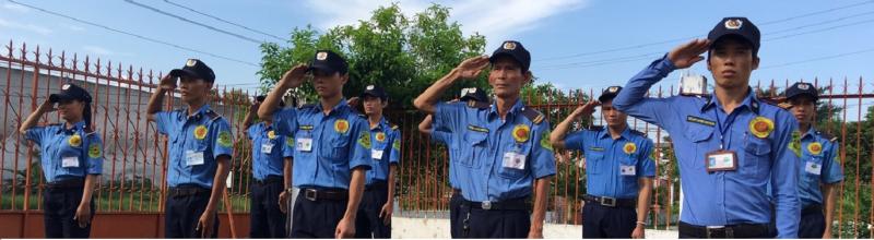 Công Ty TNHH Dịch Vụ Bảo Vệ Hải Long Sơn