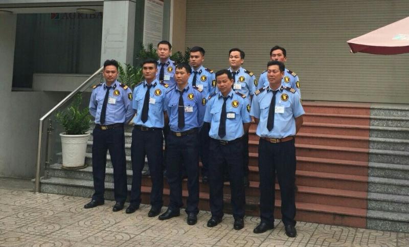 Công ty TNHH dịch vụ bảo vệ Liên Doanh Thăng Long