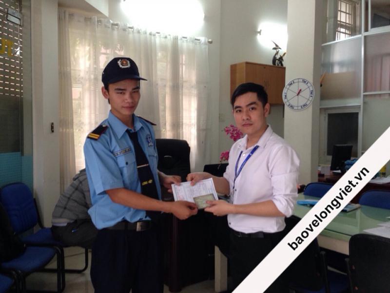 Công ty TNHH dịch vụ bảo vệ Long Việt