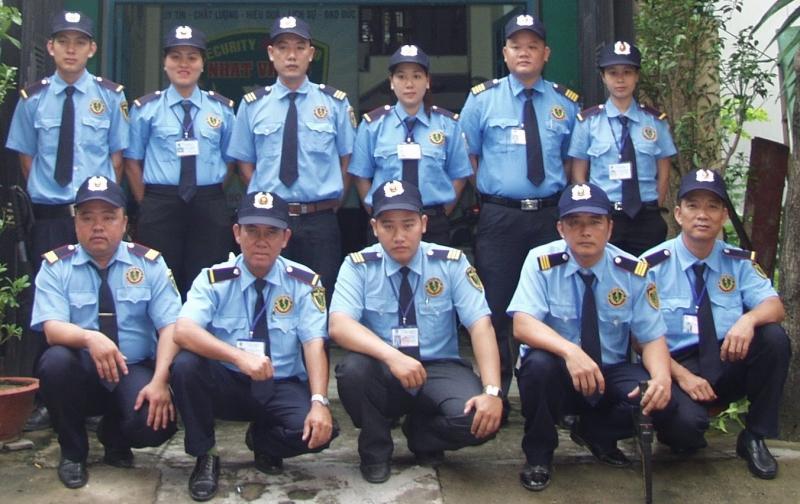 Đội ngũ nhân viên tại công ty