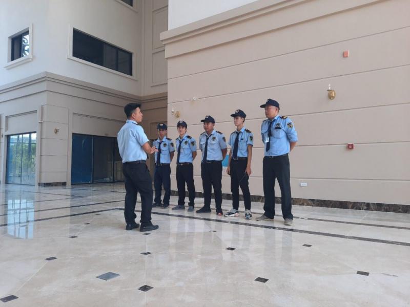 Công ty TNHH dịch vụ bảo vệ Thành Đồng