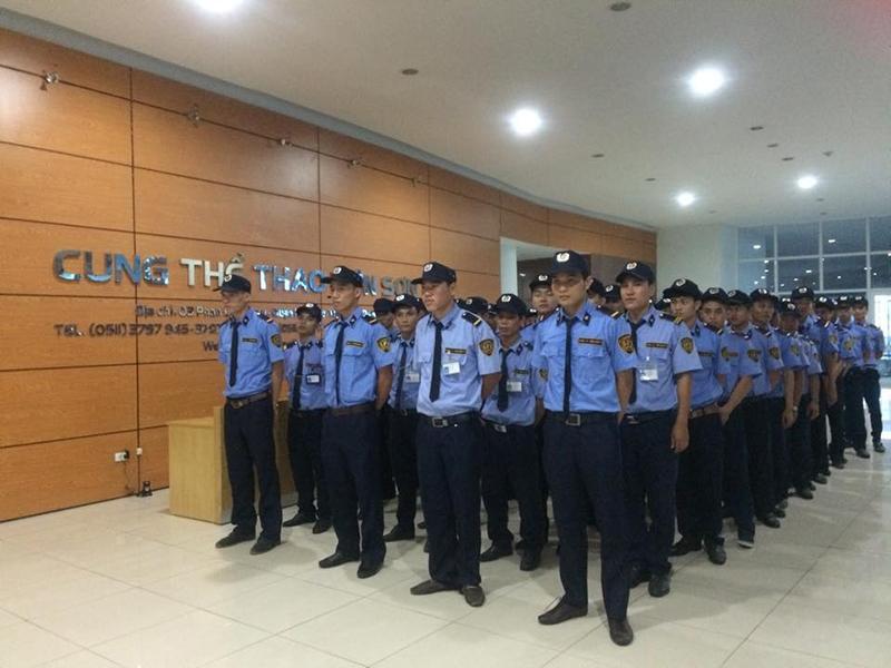 Công ty TNHH dịch vụ bảo vệ Trung Dũng
