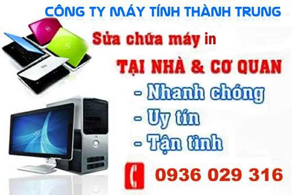 Công ty TNHH dịch vụ công nghệ Thành Trung