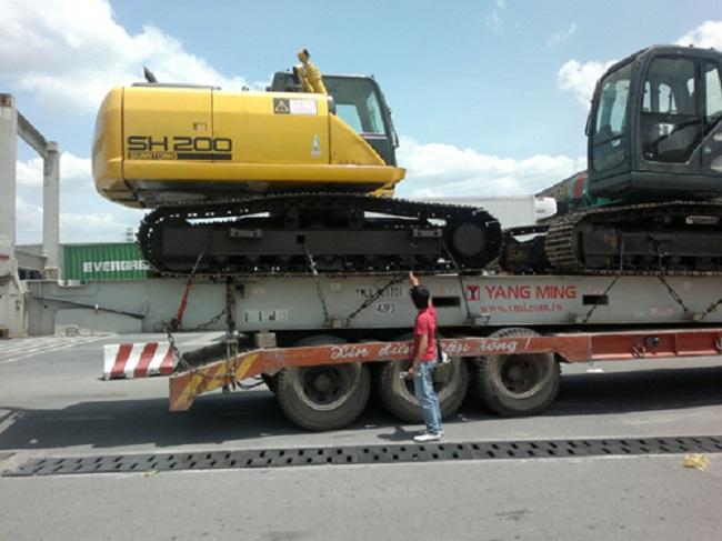 Công ty Vận tải Con Rùa Biển cung cấp dịch vụ vận chuyển hàng siêu trường siêu trọng