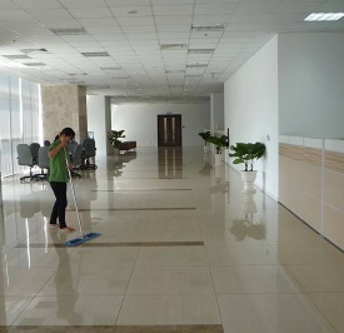 Công ty TNHH dịch vụ lau dọn và vệ sinh Ông Hoàng