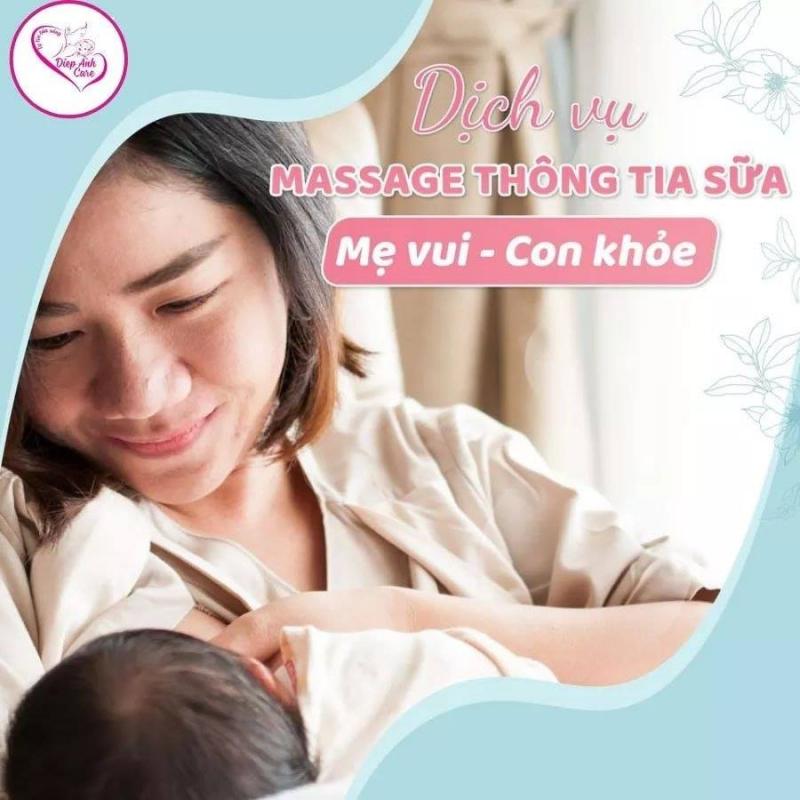 Với kinh nghiệm cũng như kiến thức của mình, Diệp Anh Care đã và đang mở ra dịch vụ thông tắc tia sữa tại nhà nhằm hỗ trợ mẹ giải quyết nhanh chóng những cơn đau nhức do hiện tượng này gây ra.
