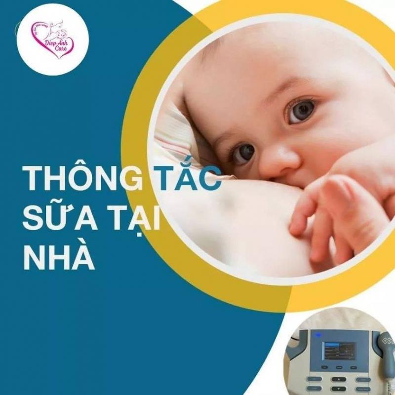 Thời gian thông tia sữa nhanh chóng và quy trình được diễn ra một cách nhẹ nhàng, không gây cảm giác đau cho người mẹ.