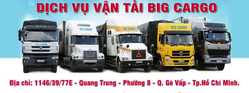 Tùy thuộc vào từng loại hàng hóa mà công ty Big Cargo tư vấn cho khách hàng lựa chọn phương tiện vận chuyển cho hợp lý