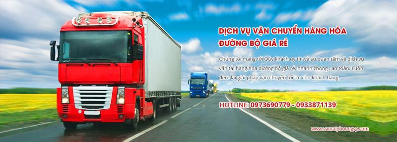 Công ty TNHH Dịch vụ vận tải Phương Vy