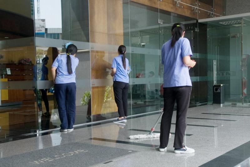 Công ty TNHH Dịch vụ Vệ sinh Minh Long