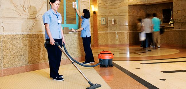Công ty TNHH Dịch Vụ Vệ Sinh Và Làm Sạch Thành Lộc