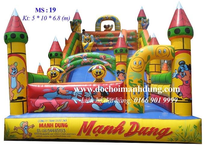 Công ty TNHH đồ chơi Mạnh Dung