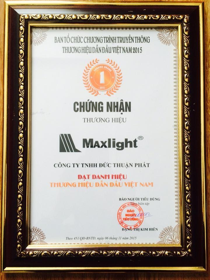 Công ty TNHH Đức Thuận Phát đạt danh hiệu