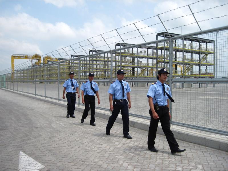 Công ty dịch vụ bảo vệ tập đoàn Thiên Long