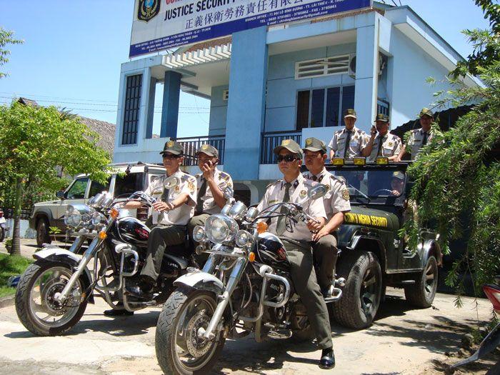 Triển Khai Đội Hình Áp Tải và Bảo Vệ Yếu Nhân