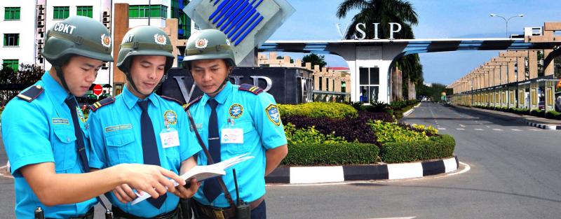 Dịch vụ  Bảo vệ Ngày & Đêm