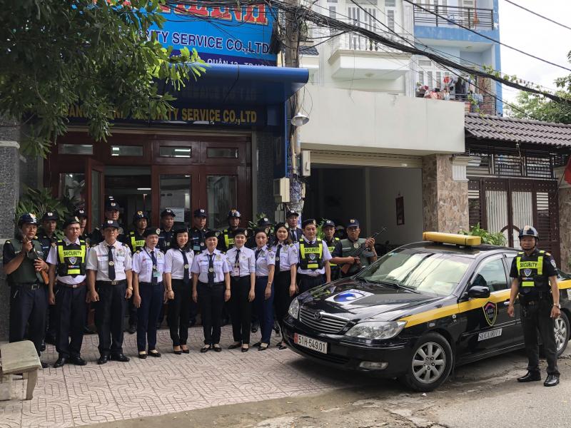 Công Ty TNHH Dịch Vụ Bảo Vệ Quang Thành