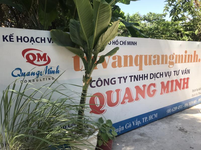 Công Ty TNHH DV Tư Vấn Quang Minh