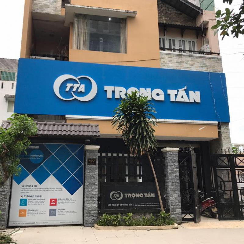 Văn phòng công ty TNHH  Dịch Vụ – Vận Tải Trọng Tấn