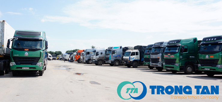 Sở hữu đội xe 127 chiếc với nhiều loại tải trọng từ 1 tấn đến 70 tấn, Trọng Tấn đảm bảo có thể đáp ứng tối đa nhu cầu vận chuyển hàng hóa của khách