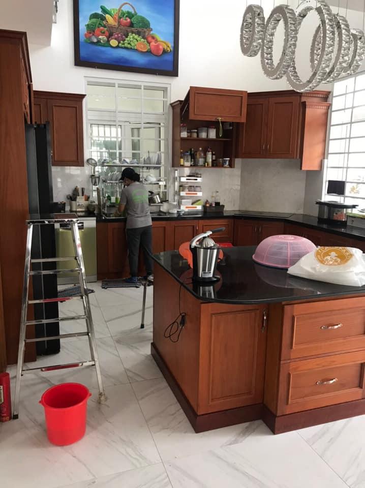 Công ty TNHH DV vệ sinh công nghiệp Khánh Xuân