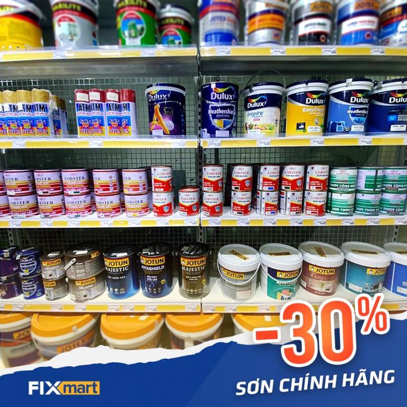 Công ty TNHH Fixmart Việt Nam