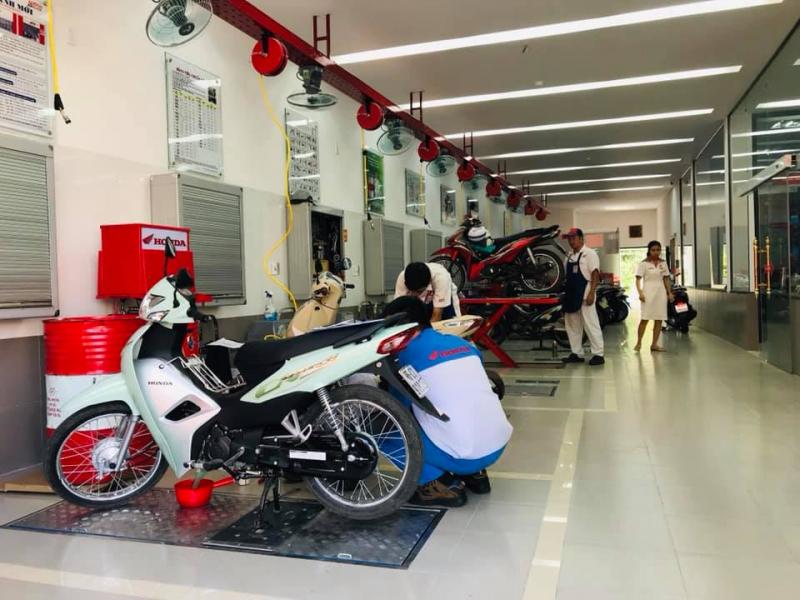 Honda Linh Hoang Thinh Fanpage