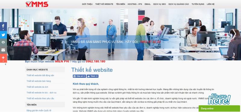 Công ty cổ phần dịch vụ truyền thông đa phương tiện Việt Nam