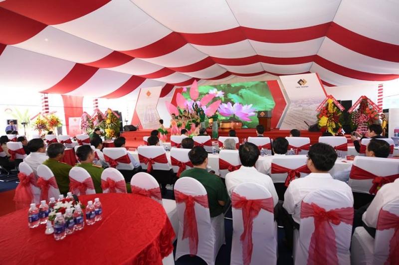 Ri Events là một trong những công ty tổ chức sự kiện nổi tiếng lấy giá trị nghệ thuật làm nền tảng