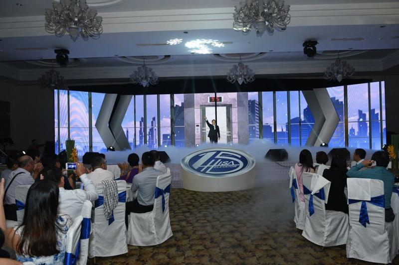 Công ty TNHH giải trí và sự kiện Ri (Ri Events)