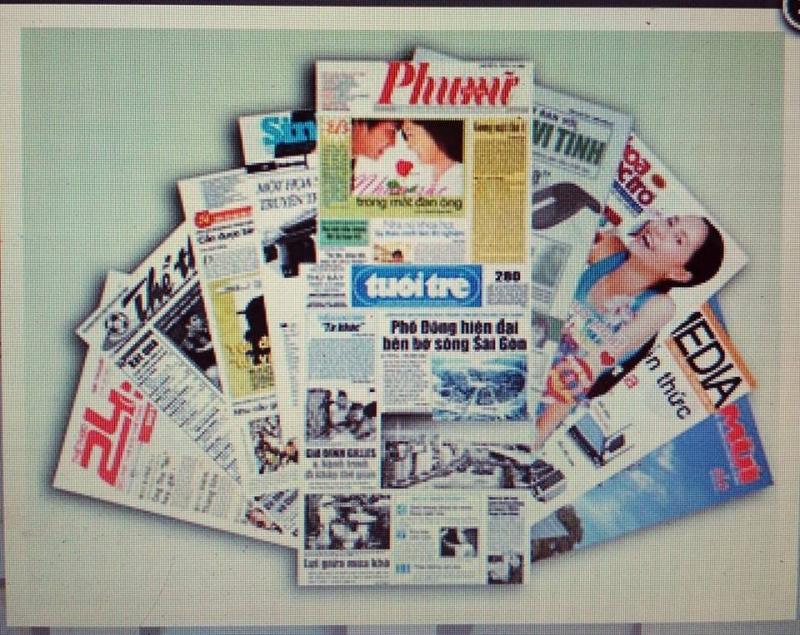 Giấy in báo- sản phẩm Minh Cường Phát
