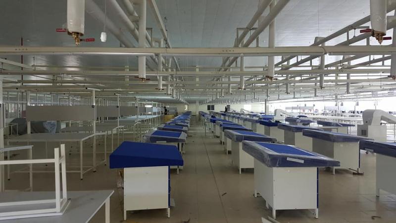 Top 10 công ty cung cấp máy móc, thiết bị ngành may uy tín nhất Hà Nội