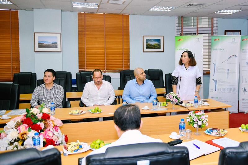 Công ty TNHH Hà Nội IEC