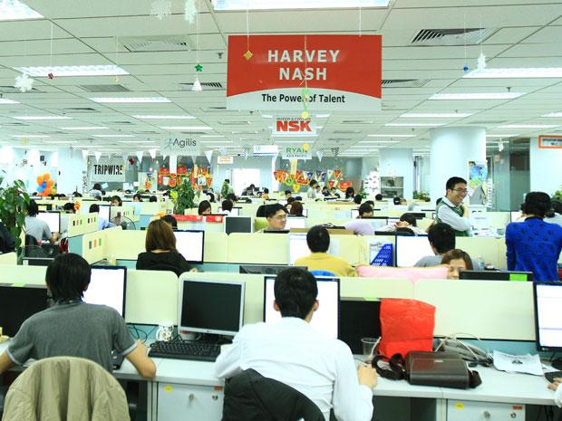 Công ty TNHH Harvey Nash Việt Nam