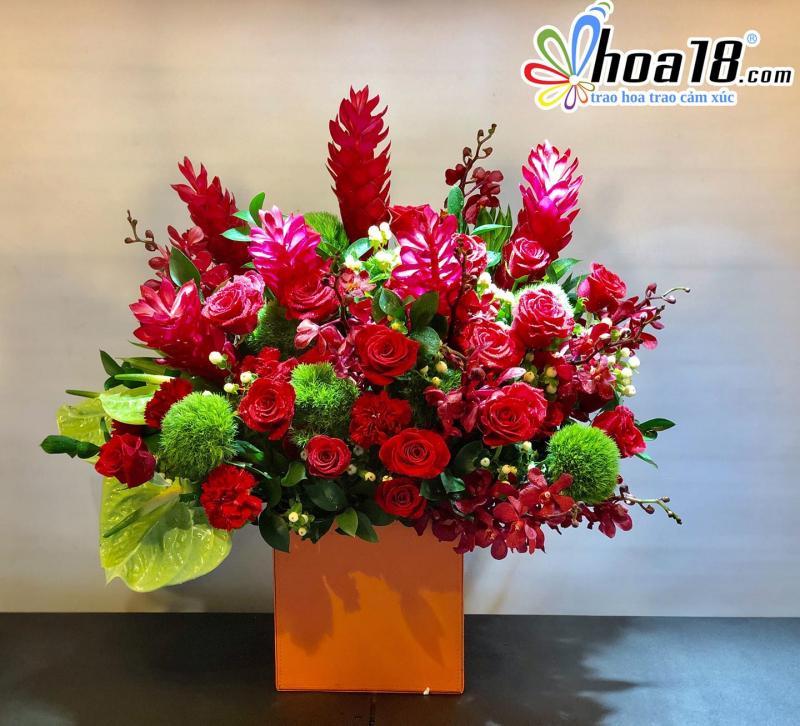Công ty TNHH Hoa 18