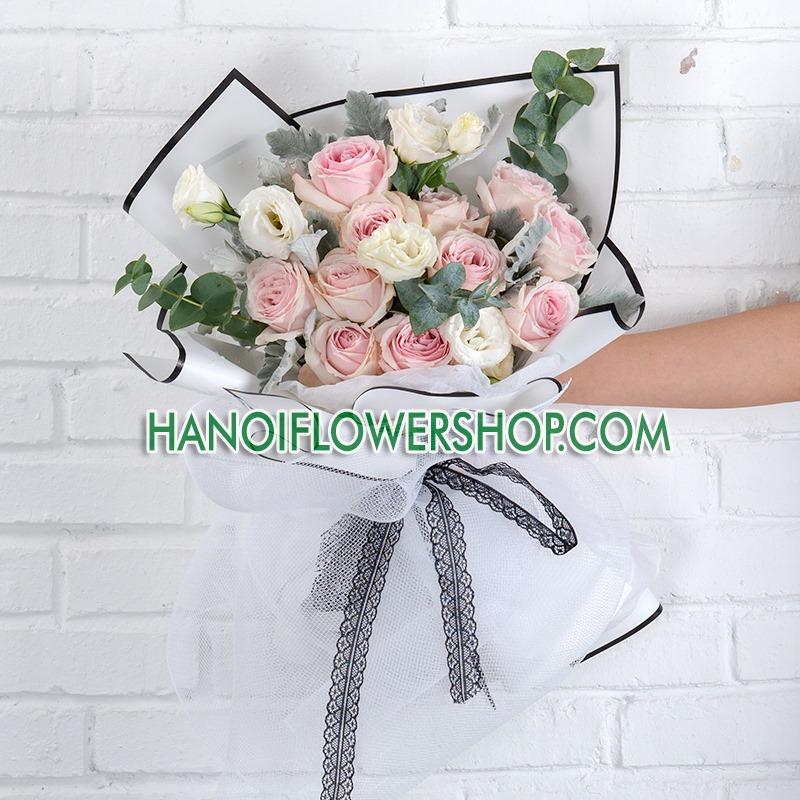 Công ty TNHH Hoa tươi và Dịch vụ Điện hoa Hà Nội.
