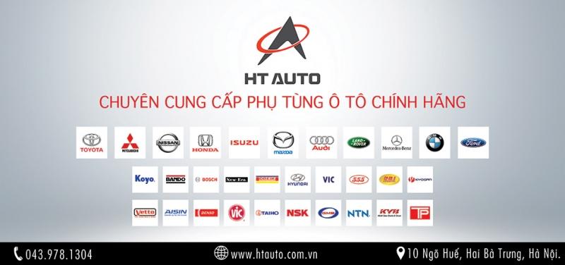 HTAUTO - 20 năm kinh nghiệm trong lĩnh vực phân phối phụ tùng ô tô