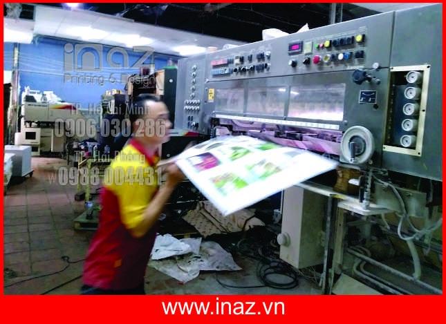 Công ty TNHH in ấn Quang hưng