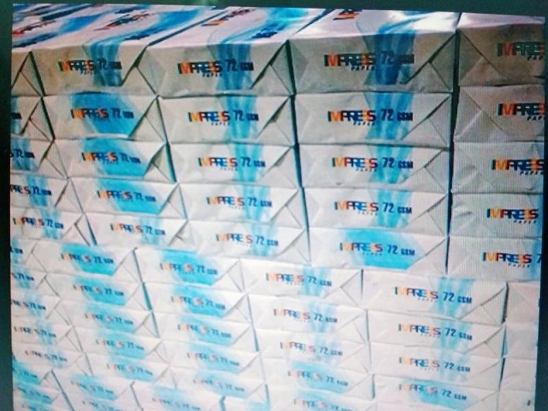 Giấy A5 Impress_ sản phẩm giấy Hưng Phát