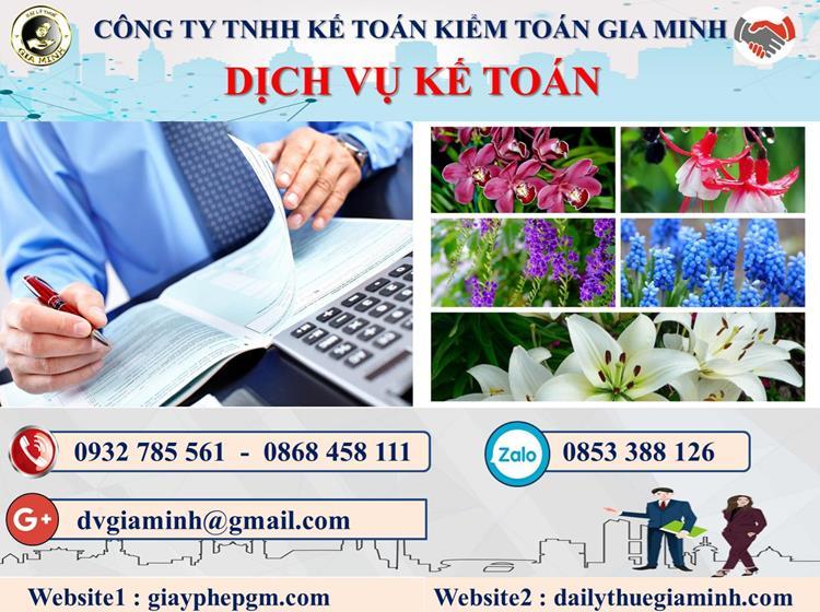 Công ty TNHH Kế toán kiểm toán Gia Minh