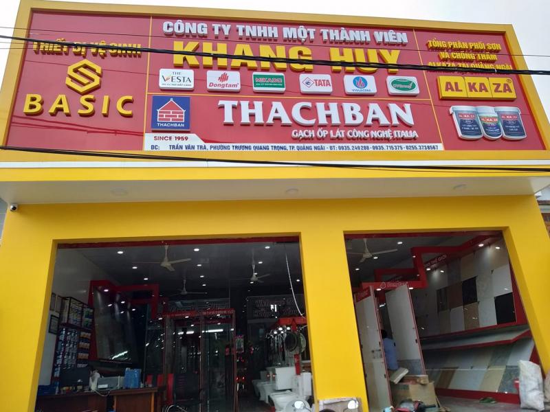 Công ty TNHH Khang Huy