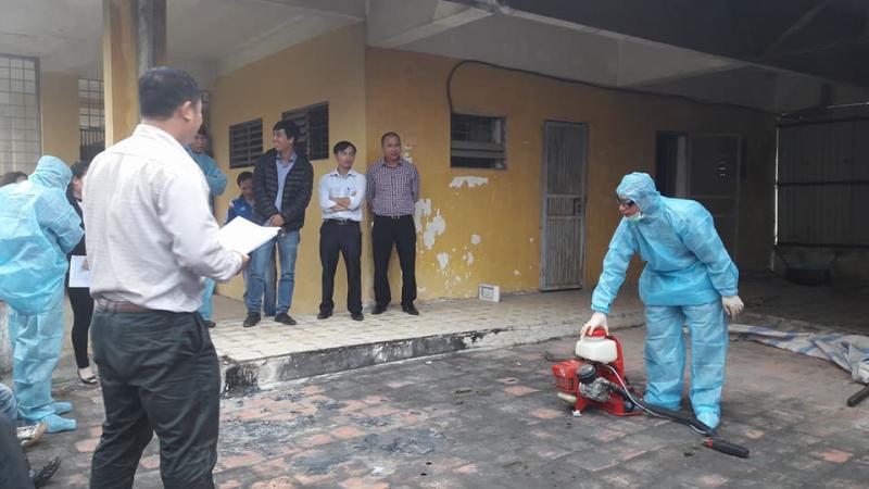 Công ty TNHH kiểm soát côn trùng Châu Á