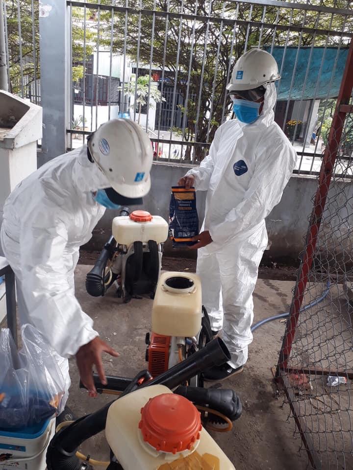 Công ty TNHH kiểm soát côn trùng Việt Nam