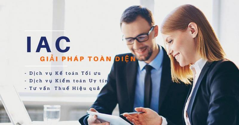 Công ty TNHH kiểm toán và tư vấn độc lập IAC