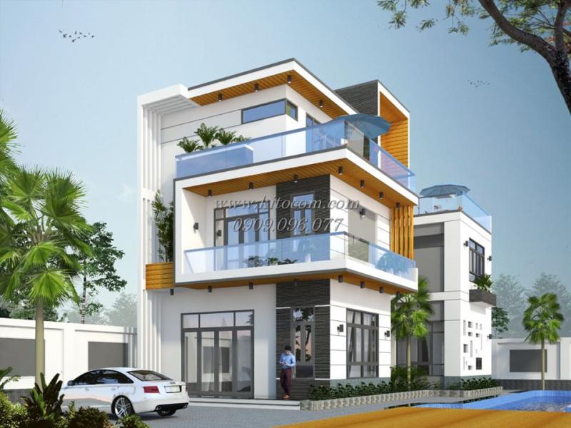 Công ty TNHH kiến trúc nội thất Kiến Tô