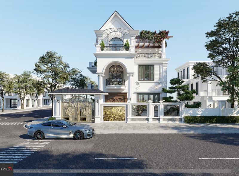 Công ty TNHH Kiến trúc Nội thất La Villa