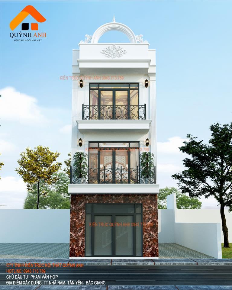 Công Ty TNHH Kiến trúc Nội thất Quỳnh Anh