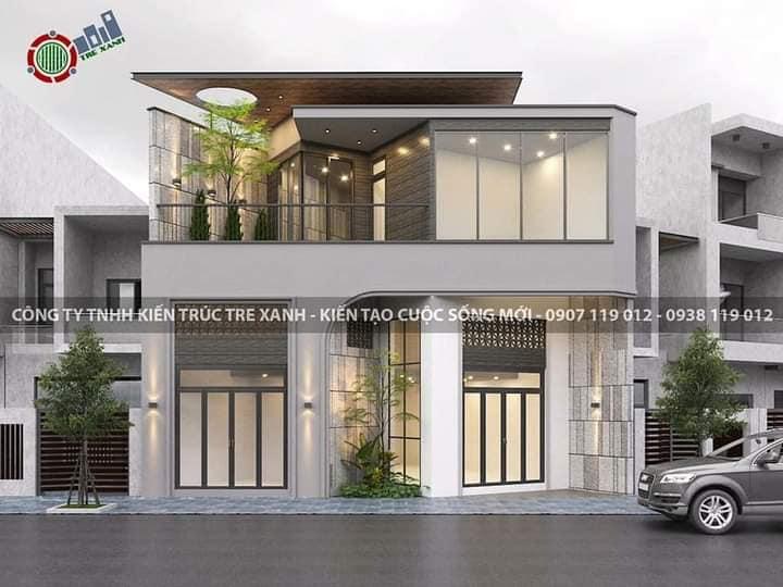 Công ty TNHH Kiến trúc Tre Xanh