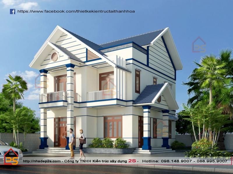 Công ty TNHH Kiến trúc và Xây dựng 2S